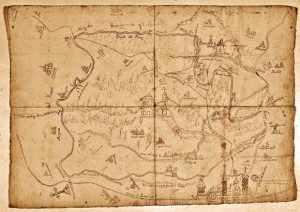 mapa terme bellprat Jauem Martell