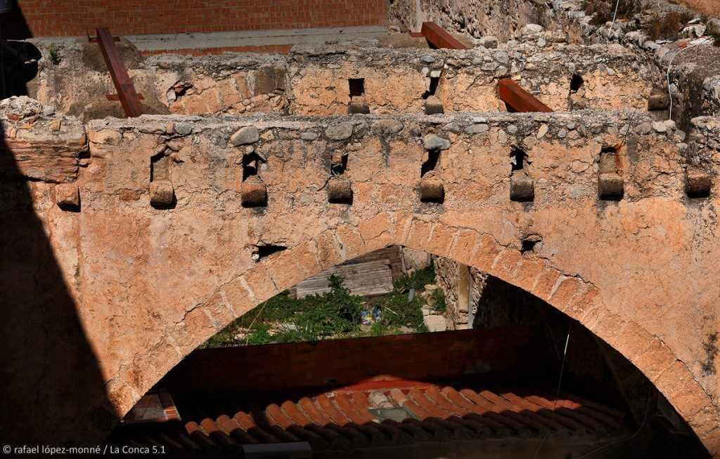 Hospital medieval de l'Hospitalet de l'Infant. Vandellòs - Hospitalet de l'Infant, Baix Camp, Tarragona