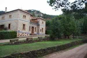 Casa forestal de la Pena