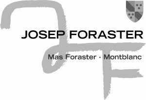 Logo JF -Mas Foraster Montblanc - escut