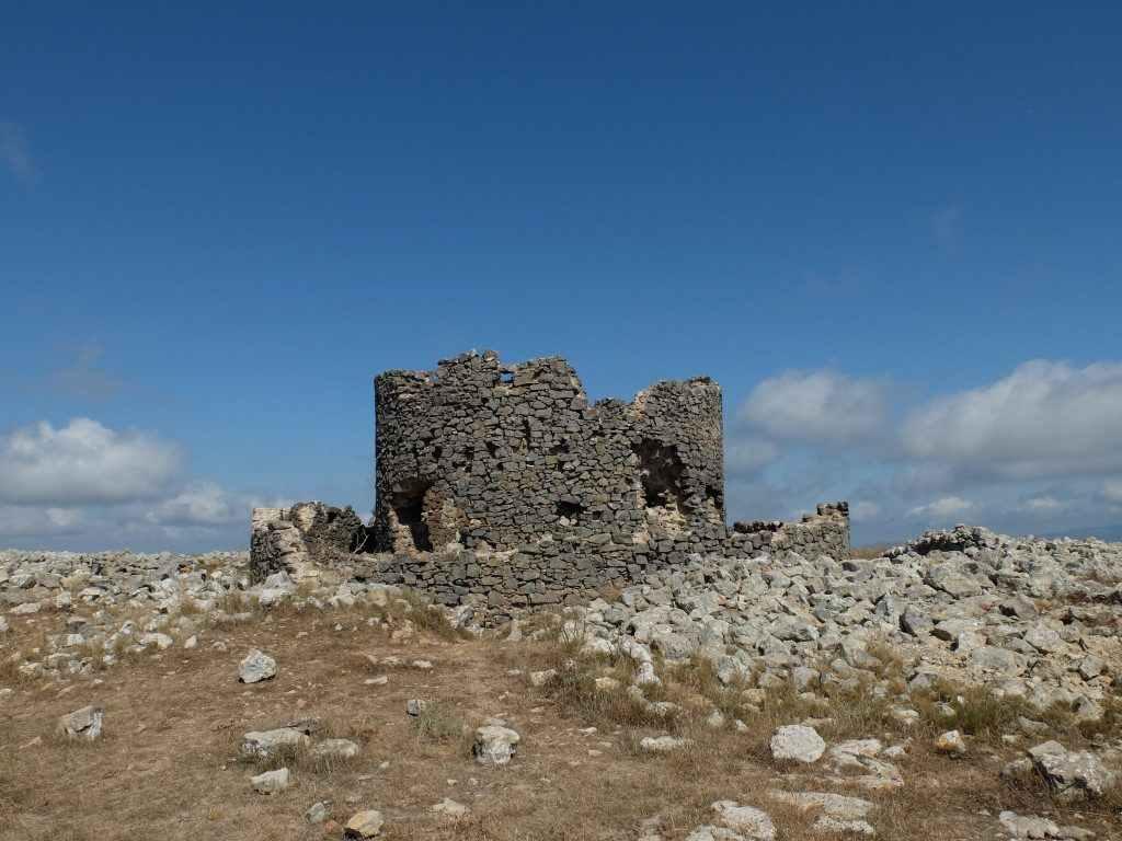 restes castell