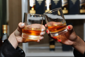 Johnnie Walker Celebrates The 21st Annual Webby Awards
