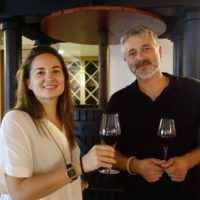 Romina Ribera i Oriol Vicente